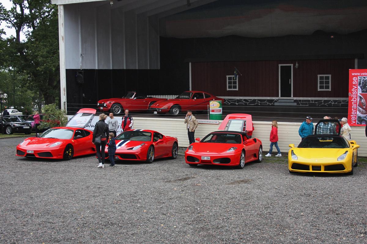 17 aug Sportvagnar