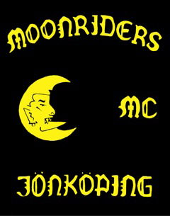 Logotype Moonriders MC