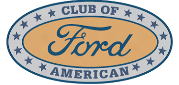 Logotype Club of American Ford