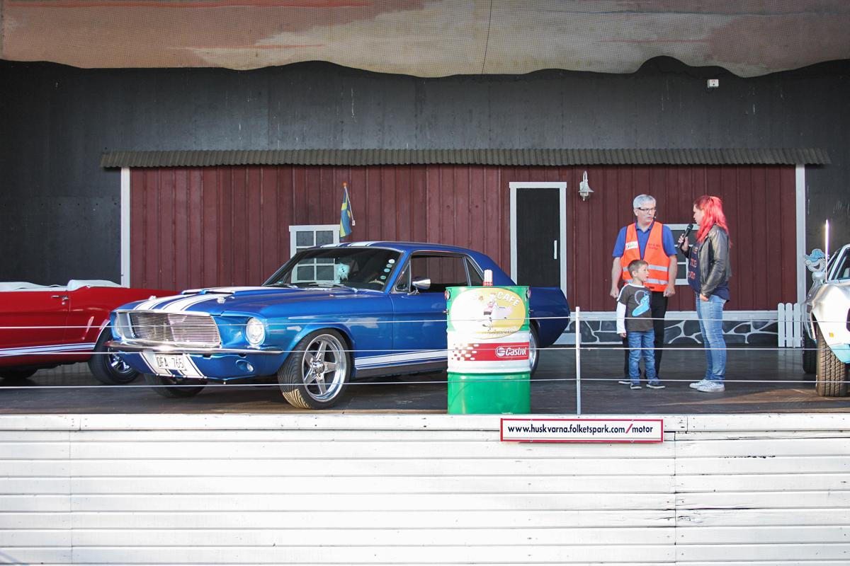 Mustangträff 11 maj 2016