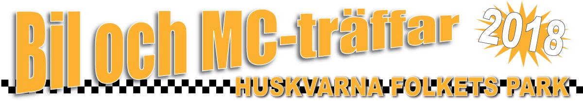 Bil & MC-träffar i Huskvarna Folkets Park